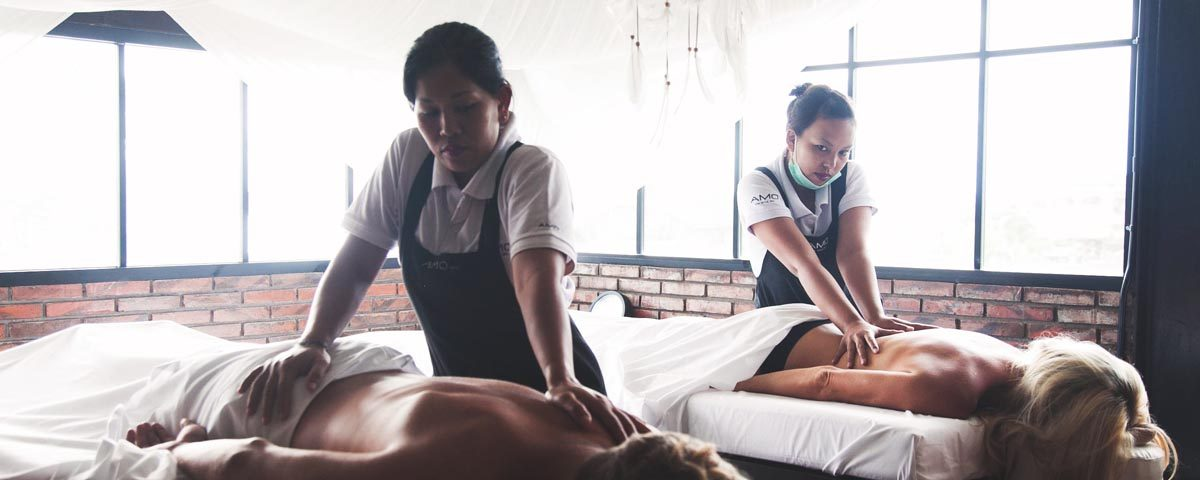 AMO Spa massages aren't just good, they're the best massage Canggu