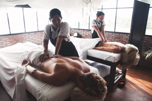 A visit to AMO Spa is a a visit to the best spa in Bali