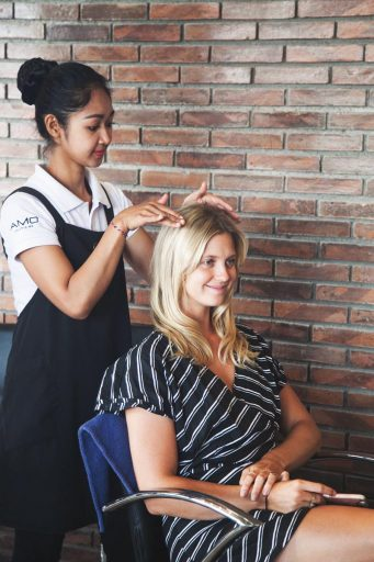 Visit AMO Spa, the leading hair salon Bali