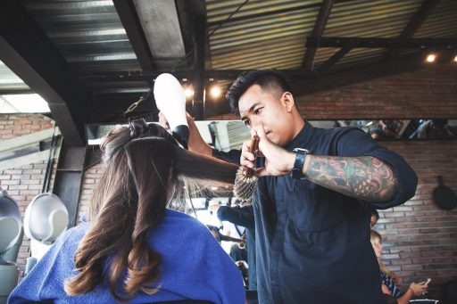 Look no further than AMO for the best hair salon Seminyak.