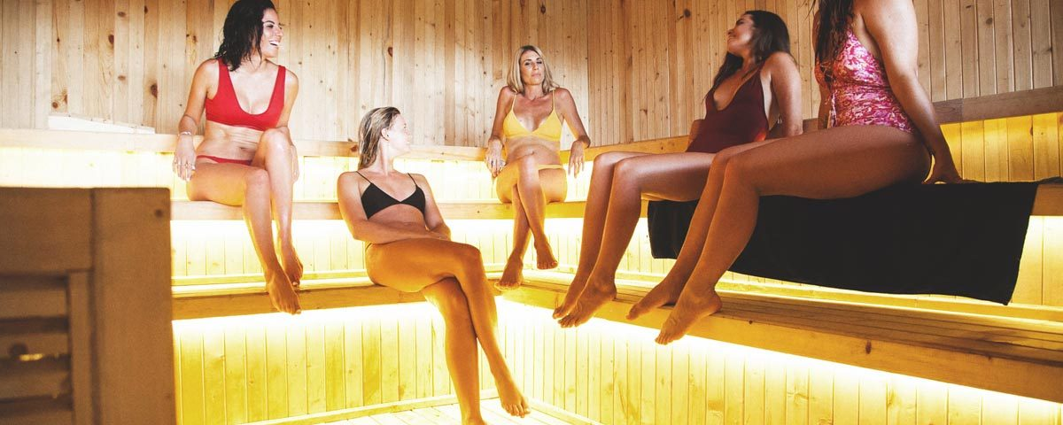 Don't forget the Sauna next time you visit AMO