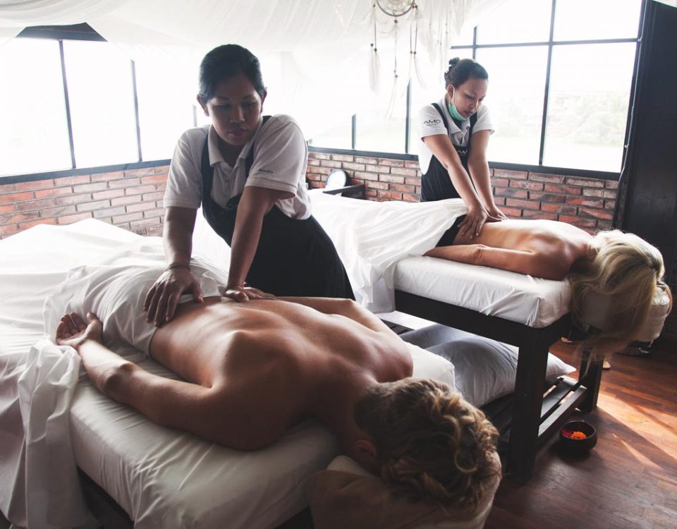 For the best Seminyak massage, visit AMO Spa